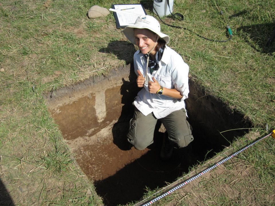 Anthropologist and Archaeologist Sophie Miller reflects on Springs and her love of learning.