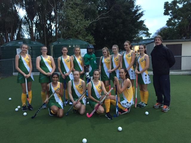 Western Springs Girls 1st XI Hockey 2018