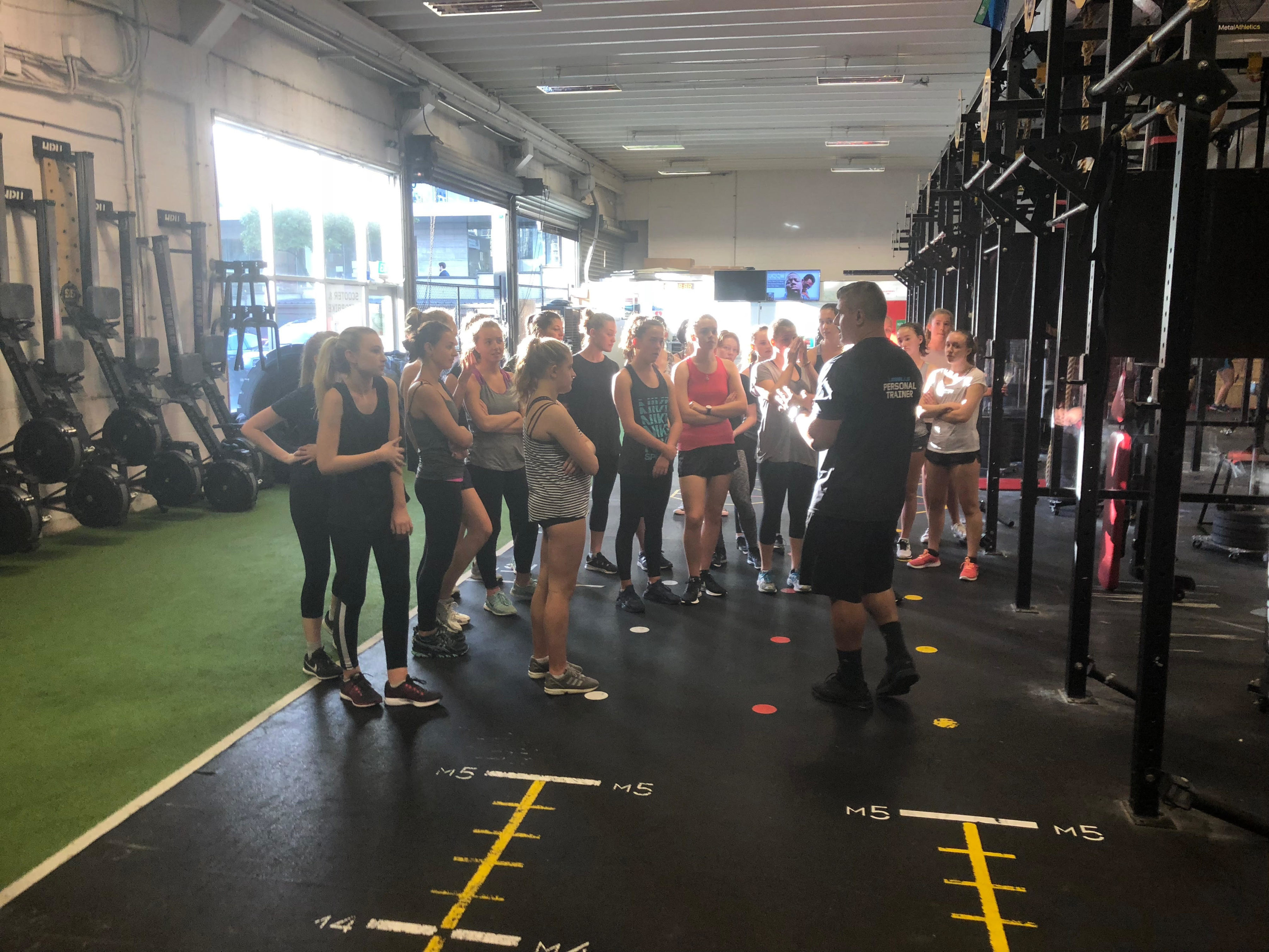 Strength & Conditioning Programme at Les Mills