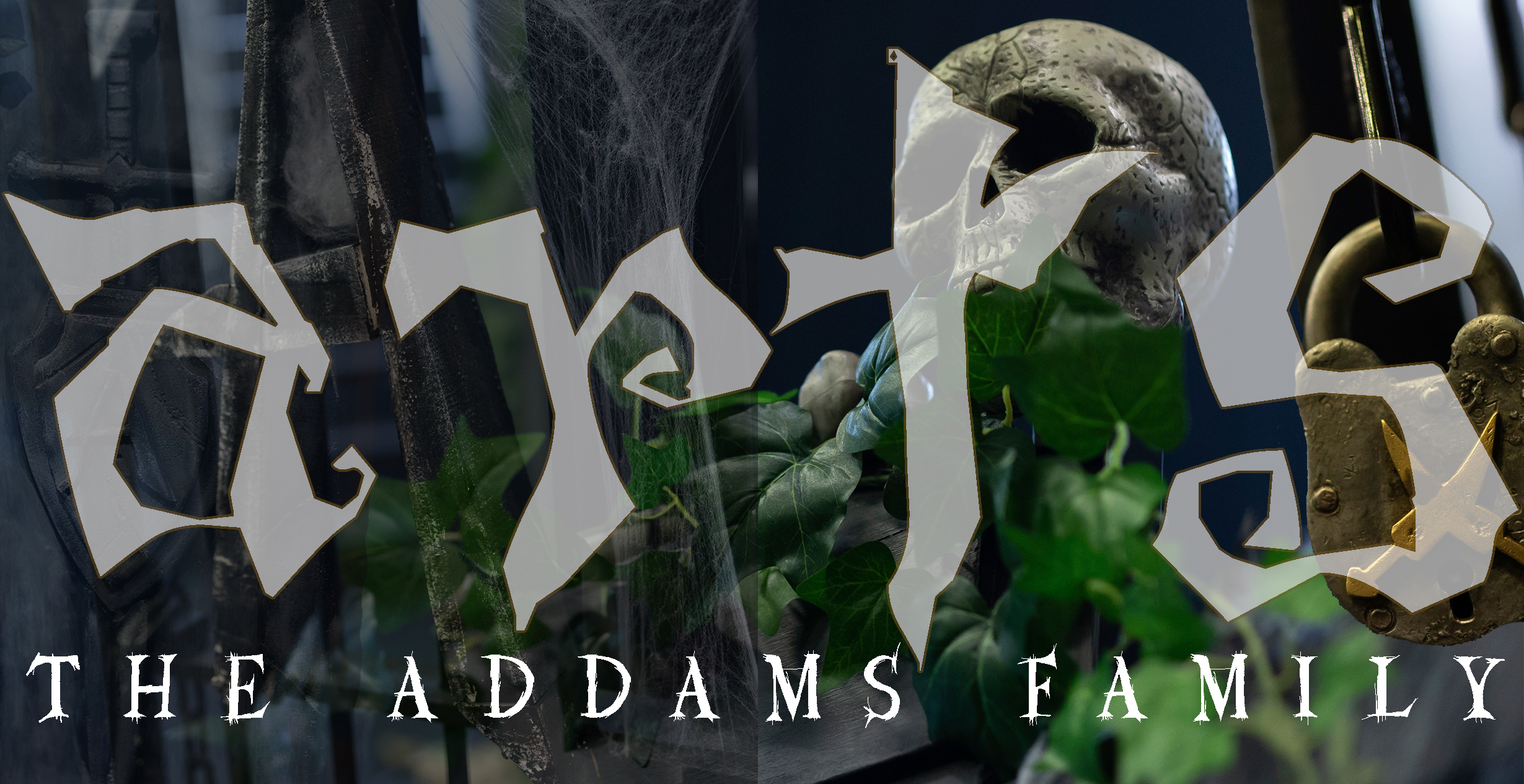 Arts Addams Promo Header