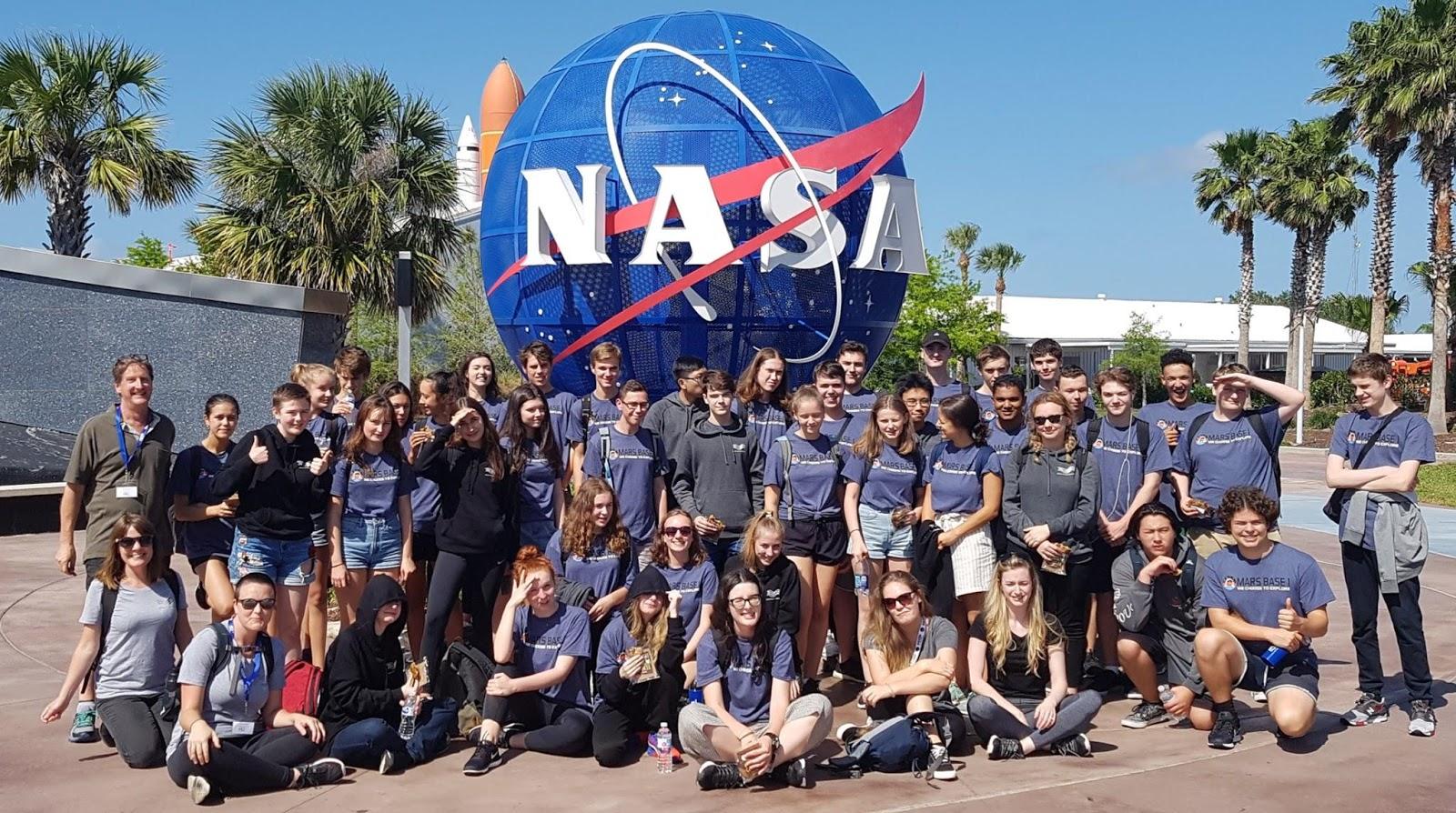 NASA 2020 Trip