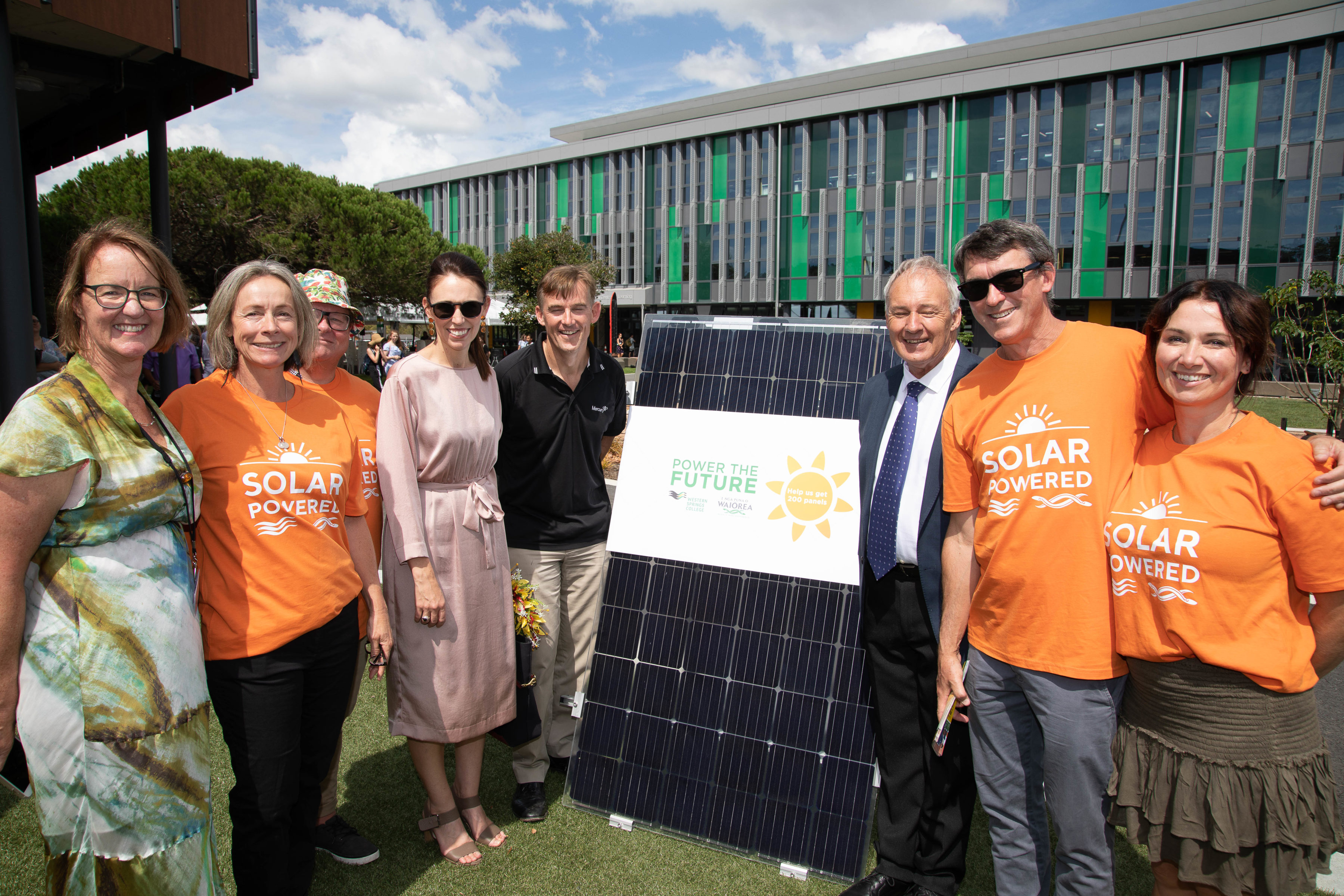 Springs – Waiōrea Opening a great day for Solar