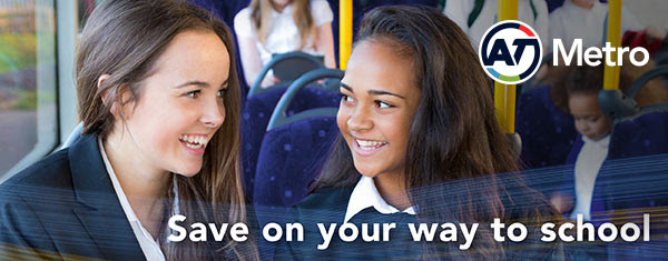 Save on your way to school