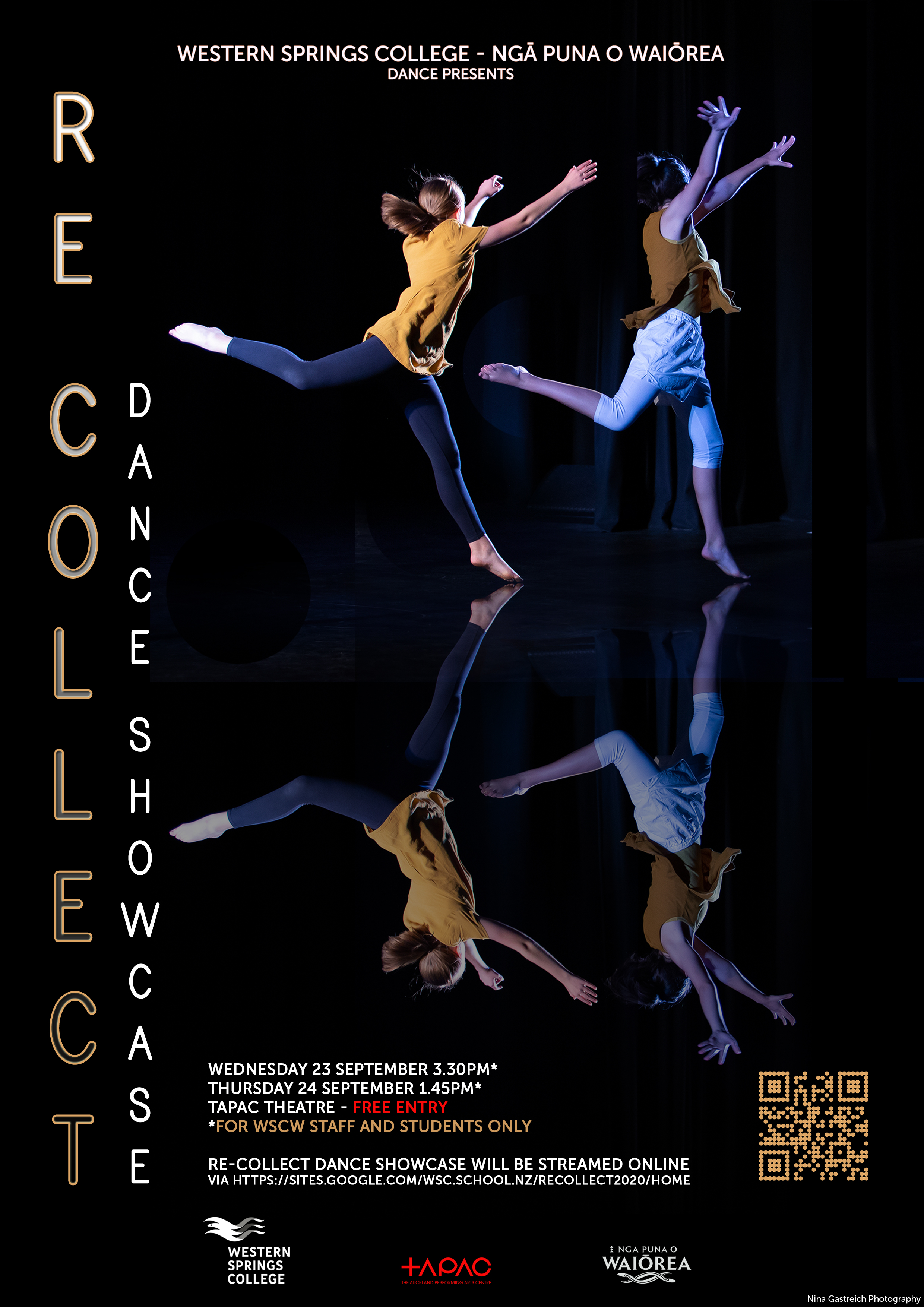 WSCW Dance Department Presents – Re Collect